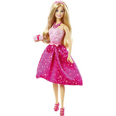 Кукла Barbie Happy Birthday Mattel