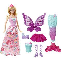 "Кукла Barbie ""Сказочная принцесса"" Mattel"