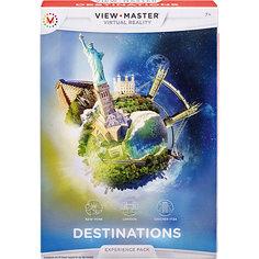 Набор визуализаций: Достопримечательности, View-Master Mattel