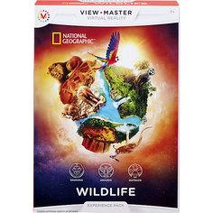 """Приложение """"Дикая природа"""" для системы View Master Mattel"""
