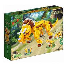"""Конструктор """"Динозавр"""", 3 в 1, BanBao"""