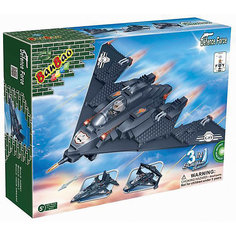 "Конструктор ""3 самолета в 1"" BanBao"