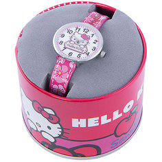 Часы наручные аналоговые, Hello Kitty Детское время