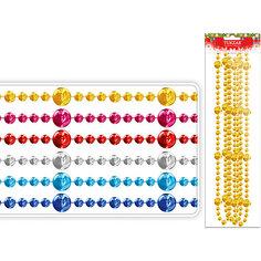 Декоративные бусы 2,7 м (цвета в ассортименте) Tukzar