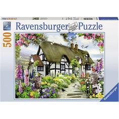Пазл «Дом мечты», 500 деталей, Ravensburger