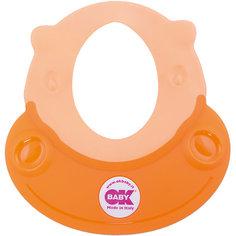 Козырек для купания Hippo, Ok Baby, оранжевый