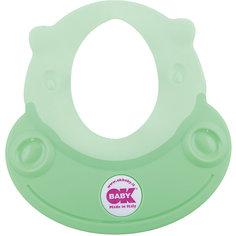 Козырек для купания Hippo, Ok Baby, зеленый