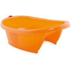Ванночка Onda Baby, Ok Baby, оранжевый