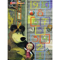 "Ковер ""Классики"" 133*195 см, Маша и Медведь Venera"