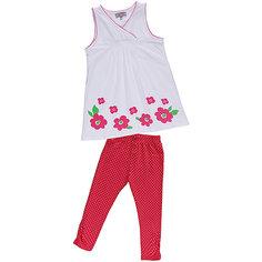 Комплект для девочки: футболка и леггинсы Sweet Berry