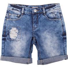 Шорты джинсовые для мальчика Gulliver