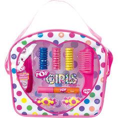"""Игровой набор детской декоративной косметики """"POP"""" для волос"""