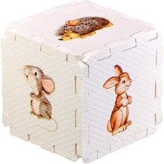 """Кубик EVA """"Лесные животные"""" Робинс"""