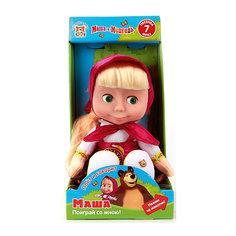 """Мягкая игрушка """"Маша"""", Маша и Медведь, МУЛЬТИ-ПУЛЬТИ"""