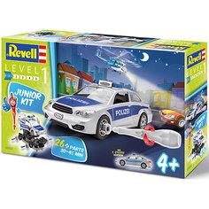 """Сборная модель для малышей """"Полицейская машина"""" Revell"""