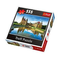 """Пазл """"Замок в Польше"""", 555 деталей, Trefl"""