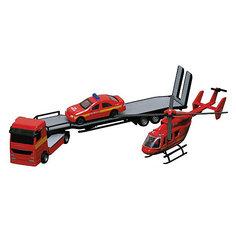 Перевозчик с машиной и вертолетом, HTl Grоuр HTI