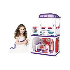 "Дом для кукол Barbie ""Конфетти"", Огонек Огонёк"