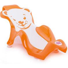Горка для купания Buddy, Ok Baby, оранжевый
