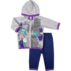 Комплект: толстовка и брюки для мальчика Бимоша