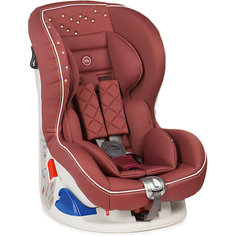 Автокресло Happy Baby Taurus V2, 0-18 кг, бордовый