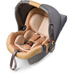 Автокресло Happy Baby Gelios V2, 0-13 кг, бежевый
