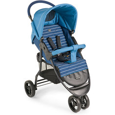 Прогулочная коляска Happy Baby Ultima, голубой