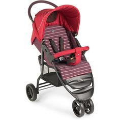 Прогулочная коляска Happy Baby Ultima, красный