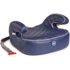 Автокресло-бустер Happy Baby Rider Deluxe, 15-36 кг, синий
