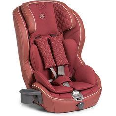 Автокресло Happy Baby Mustang Isofix, 9-36 кг, бордовый