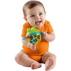 Развивающая игрушка-мяч «Лягушонок», Oball Kids II