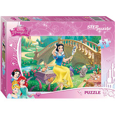 "Пазл ""Белоснежка"", 35 деталей, Step Puzzle"