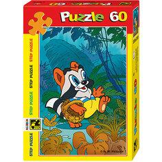 """Пазл """"Крошка Енот"""", 60 деталей, Step Puzzle"""