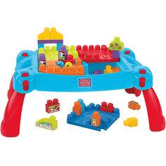 """Стол для конструирования """"Мой первый конструктор"""", MEGA BLOKS Mattel"""
