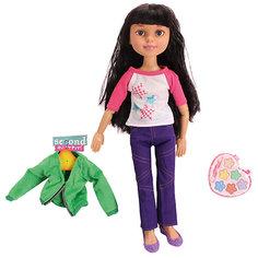 """Кукла """"Макияж: Гламурная девчонка"""", 45,5 см, с аксессуарами, DollyToy"""