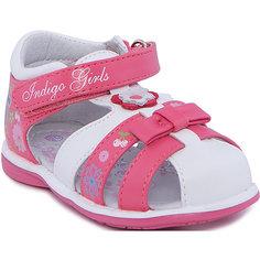 Сандалии для девочки Indigo kids