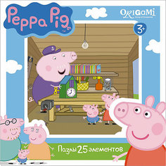"Пазл ""Свинка Пеппа"", 25 деталей, Origami"