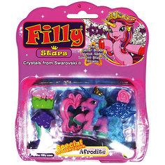 Набор Filly Звезды Afrodite, с аксессуарами, Dracco