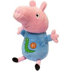"""Мягкая игрушка """"Джордж"""", 25 см, со звуком, Свинка Пеппа Росмэн"""