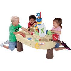 """Игровой стол """"Пиратский корабль"""", Little Tikes"""