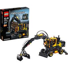 LEGO Technic 42053: Экскаватор Volvo EW 160E