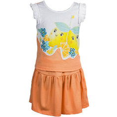 Комплект: Футболка и юбка для девочки Bell Bimbo