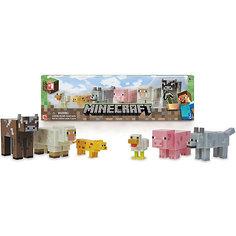 """Игровой набор """"Живтоные"""", Minecraft Jazwares"""