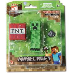 """Игровой набор """"Крипер"""", Minecraft Jazwares"""