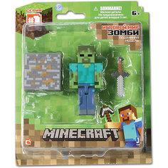 """Игровой набор """"Зомби"""", Minecraft Jazwares"""
