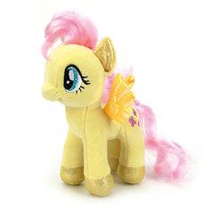 "Мягкая игрушка ""Флаттершай"", 18 см, со звуком, My little Pony, МУЛЬТИ-ПУЛЬТИ"