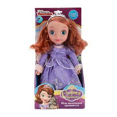 """Кукла """"Принцесса София"""", 30 см, со звуком, Disney Princess, МУЛЬТИ-ПУЛЬТИ"""