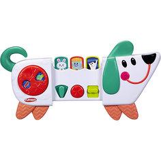Веселый щенок возьми с собой, PLAYSKOOL Hasbro