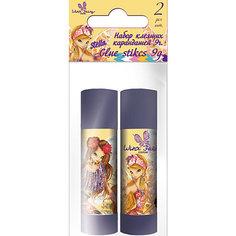 Набор клей-карандашей (2 шт), 9 г, Winx Fairy Couture Академия групп