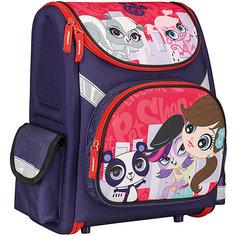 Школьный рюкзак, Littlest Pet Shop Академия групп